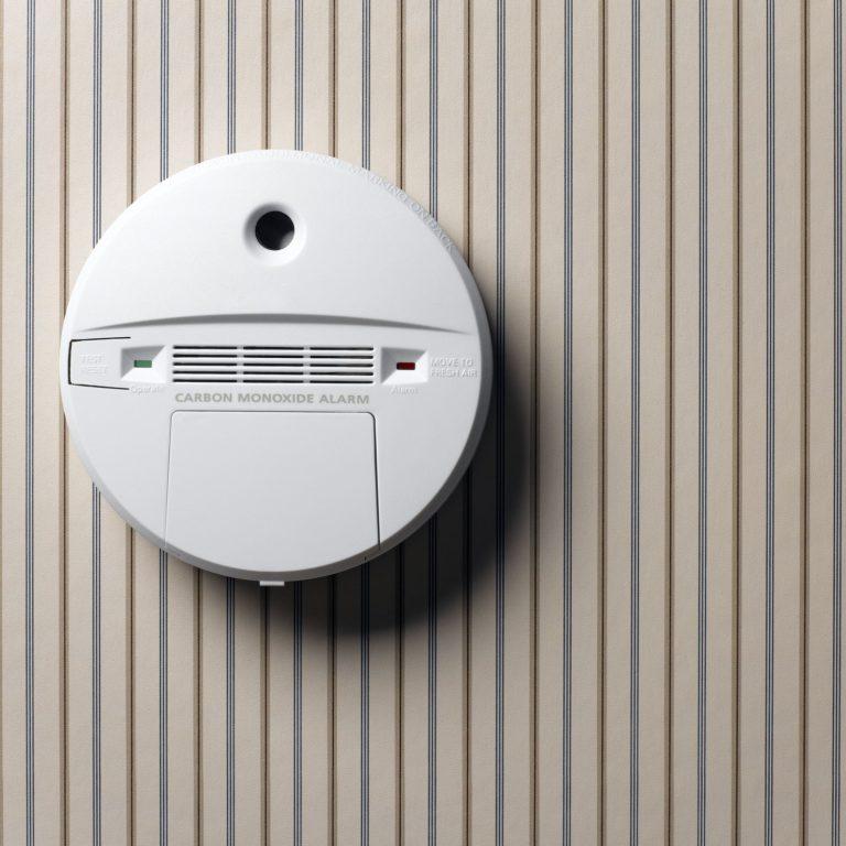 Carbon-Monoxide-Detector-Home